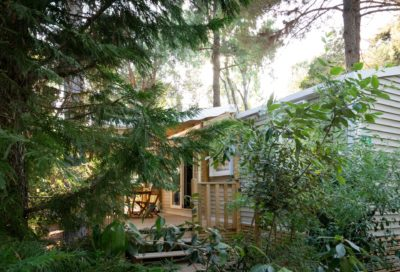 Bormes-les-Mimosas Mobile-home Standing Location Camping Nature