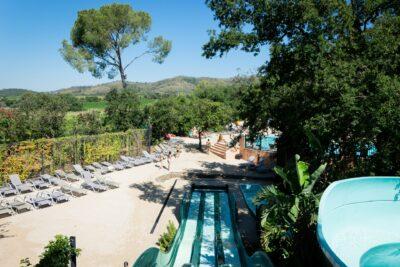 Bormes-les-Mimosas Parc aquatique Jeux aquatiques Vacances