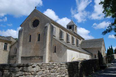 L'abbaye de Sénanque - vacances - excursion - Provence