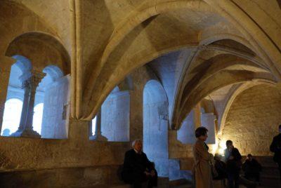 Abbaye du Thoronet dans le Var