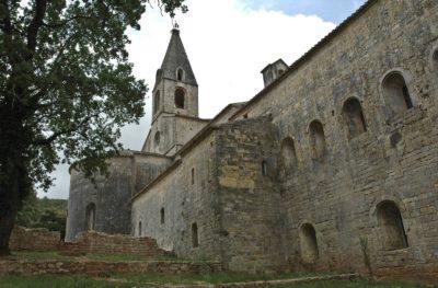Abbaye du Thoronet (Var)