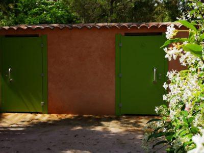 Camping Côte d'Azur Location Vacances PMR Nature