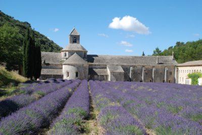 Var : Abbaye de Sénanque