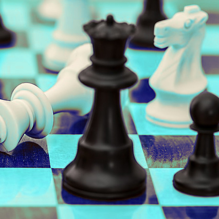 Le camping vous accueille pour participer au championnat d'échecs jeunes !