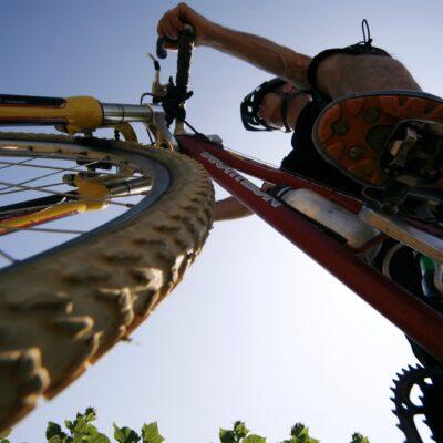 La corniche des Maures en vélo