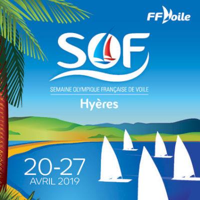 Locatif SOF (semaine olympique française) en camping à Hyères-les-Palmiers