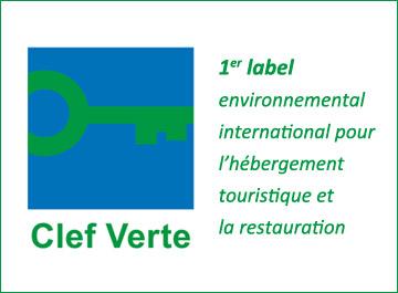 Le label clef verte