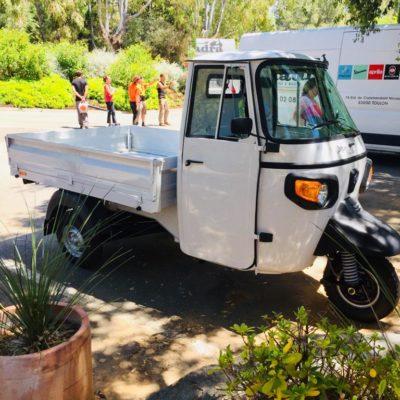 Les coulisses du camping : les voiturettes sont là !