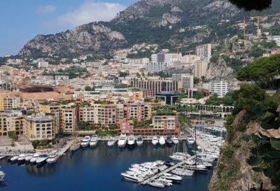Monaco, fleuron de la côte d'Azur