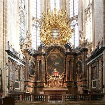 Basilique de St Maximin la Ste Baume