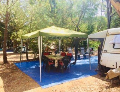 Caravane camping car Var Hyeres pas cher