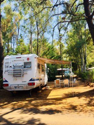 camping pas cher emplacement caravane