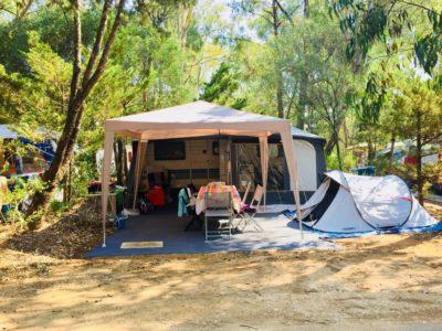 emplacement caravane camping car Hyères