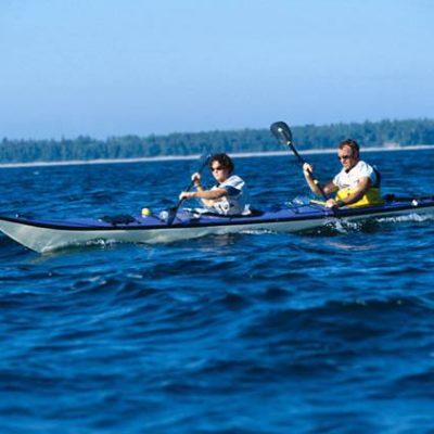 Découvrir le kayak de mer