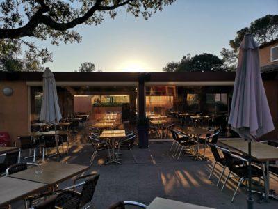 Camping Var : restaurant