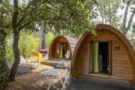 Côte d'Azur Camping Bon plan Cabanes Vacances Nature