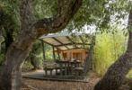 Camping à 10 dans la nature