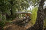 La-Londe-les-Maures Tentes installées Ombre Nature Pin Provence