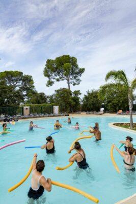 Piscine Bassin Parc aquatique Aquagym