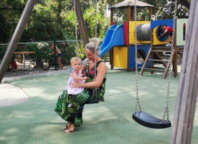 Côte d'Azur Weekend Famille Aire de jeux Enfants