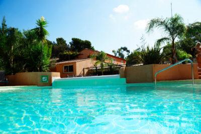 Parc aquatique Piscine chauffée Vacances soleil