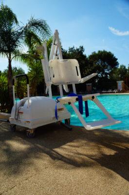 Bord de mer Parc aquatique PMR Vacances Mobilité réduite