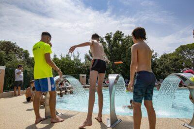 Animation Piscine Parc aquatique Famille Vacances