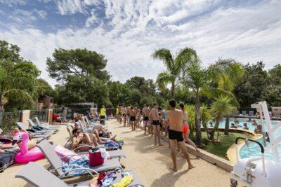 Bormes-les-Mimosas Complexe aquatique Piscines chauffées Vacances