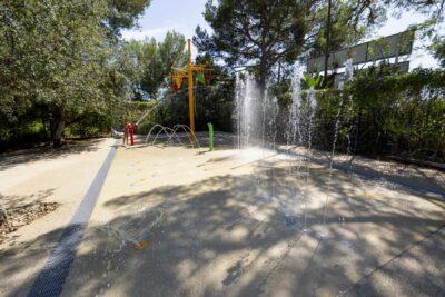 Parc aquatique Piscine Jeux aquatiques Animation Famille Enfant