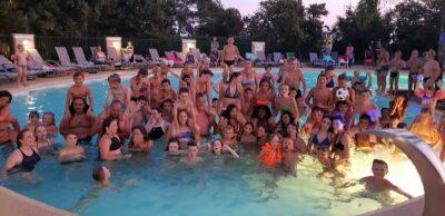 Soirée piscine Pool party Animation Famille Entre amis