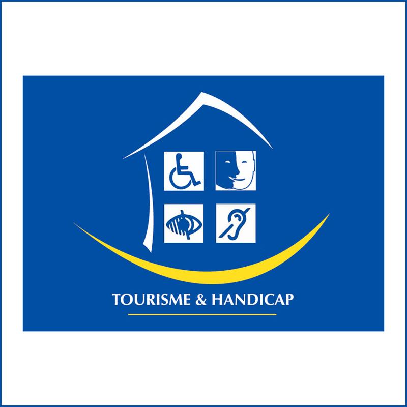 gekennzeichneter Campingplatz  Südfrankreich für behinderte Menschen visuelle auditive mentale Motorik