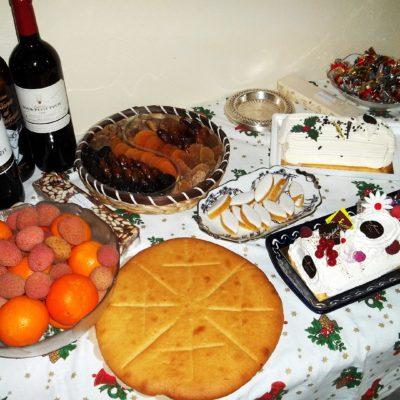 À Noël, pensez camping en Provence découvrez nos traditions avec les treize desserts de Provence