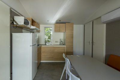 Vacances Hyères mobile-home climatisé