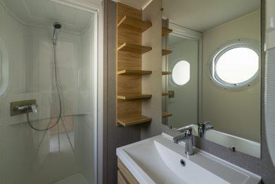 Mobile-home climatisé à Bormes