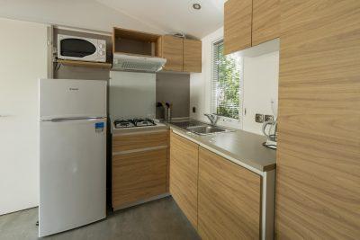 Vacances Mobile-home Climatisé Confort Petit prix Budget serré