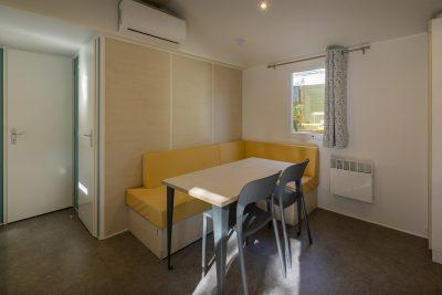 Littoral Mobile-home Espace Petit prix Petit budget Vancances