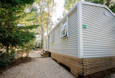 La-Londe-les-Maures Mobile-home Equipé Climatisé Nature Budget serré Economique