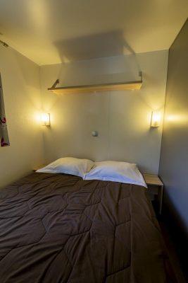 Mobile-home 3 chambres - Confort climatisé