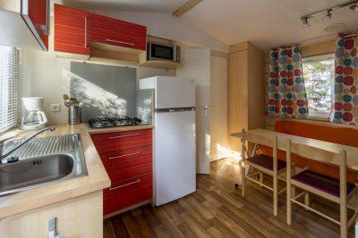 Camping La-Londe-les-Maures - Location mobile-home économique