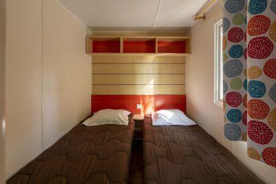 Camping familial en mobile-home petits prix à La Londe