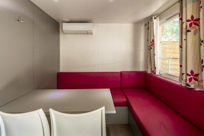 Mobile-home Premium climatisé Côte d'Azur