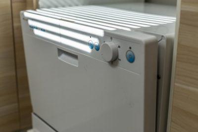 Mobile-home haut de gamme équipé lave-vaisselle