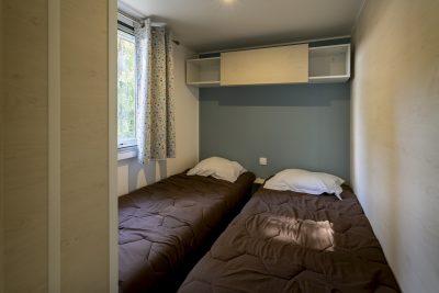 Mobile-home Climatisé Premium Confort Espace