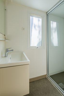 Hôtellerie plein air côte d'Azur mobile-home haut gamme