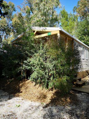 Location Porquerolles Mobile-home Premium Nature