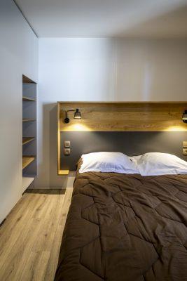 Mobile-home Camping Confort Espace Haut de gamme