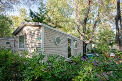 Mobile-home climatisé - Vacances confort et petit prix