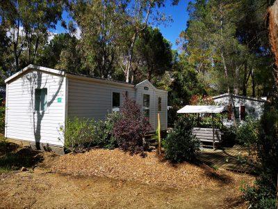 Vacances famille petit prix - Nature camping ombragé