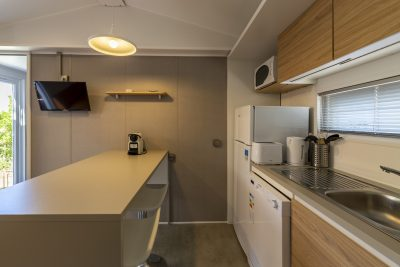 Cuisine du mobile-home VIP