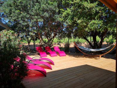 Camping maison de vacances villa Premium spa Var parc aquatique